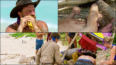 Revisit The Most Shocking Moments Of Survivor: Heroes Vs. Healers Vs. Hustlers