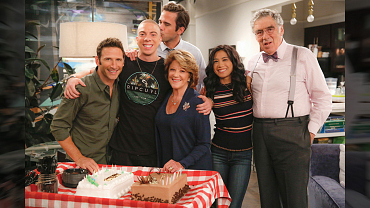 Go Behind-The-Scenes With Matt Murray On The Set Of 9JKL