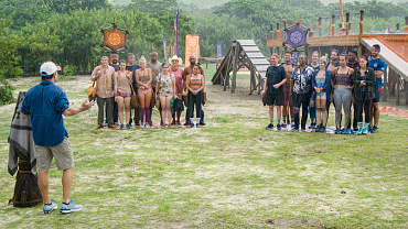 Survivor Season 37 Trivia For Episodes 1 And 2: The Castaways Face Off Against The Elements