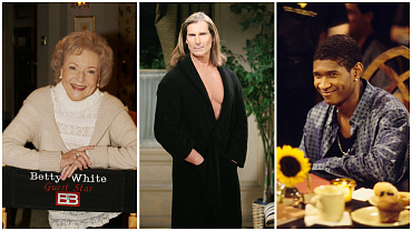 Look Back At Some Of The Bold And The Beautiful\'s Most Famous Guest Stars