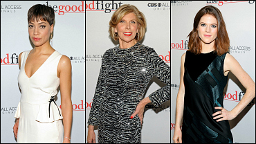The Good Fight Series Premiere: See All The Red Carpet Arrivals