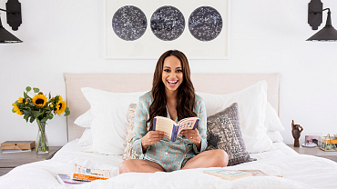 Exclusive Photo Tour Of Amber Stevens West's Adorable Nursery