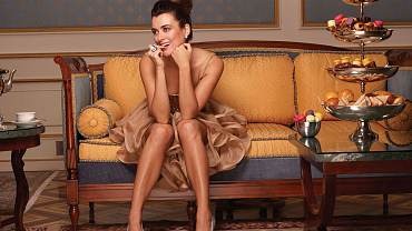 Cote de Pablo Couldn\'t Be More Beautiful In These Exclusive Photos