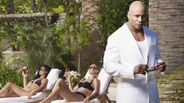 CBS Stars Haute Summer Style