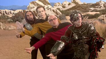 19 Star Trek References on The Big Bang Theory