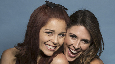 Erin And Joslyn Reflect On Their Adventures During The Amazing Race