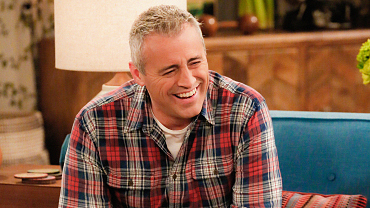 Bow Down To Matt LeBlanc\'s Silver Foxiness