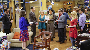 Need Help Setting Your New Year\'s Resolutions? The Big Bang Theory Can Help!