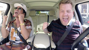 The Best Moments From Bruno Mars\' Carpool Karaoke With James Corden