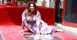 Melissa McCarthy Honored With Star On Hollywood Walk Of Fame