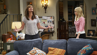 Adam Moves In With Bonnie And Christy On The Season 4 Premiere Of Mom