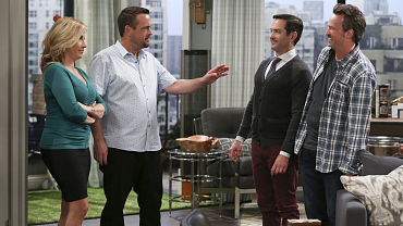 First Look: Oscar And Felix Are Plagued By Noisy Neighbors On The Odd Couple