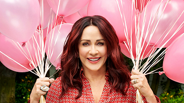 First Look: Patricia Heaton Is Picture-Perfect In These Exclusive New Photos