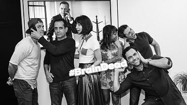 BrainDead Cast Cuts Loose At Premiere Party