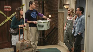 Sheldon And Amy Shack Up On The Big Bang Theory