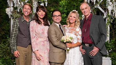 Wedding Bells Ring Twice For Penny And Leonard On The Big Bang Theory