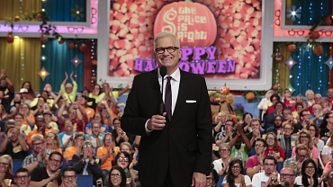 \'The Price Is Right\' Had A Drew-Tastic Halloween!