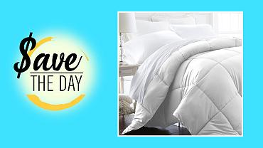 iEnjoy Down Alternative Comforter