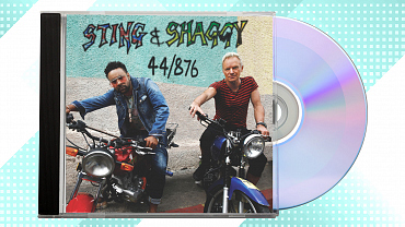 """""""44/876"""" by Sting & Shaggy"""