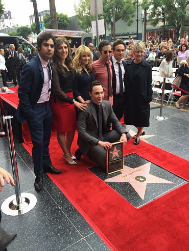 Jim Parsons Shines in a New Way as a Hollywood Star