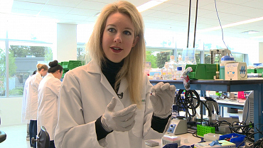 60 Minutes Overtime: Theranos