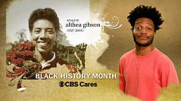 Black History Month: Jermaine Fowler On Althea Gibson