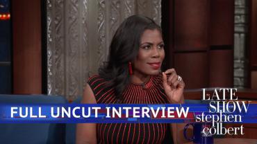 The Omarosa Interview: Full, Uncut Version