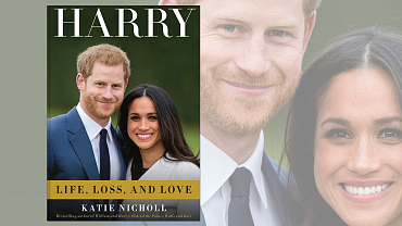 Harry: Life, Loss, And Love By Katie Nicholl