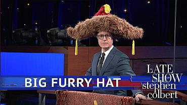 "Big Furry Hat: ""Universal Remote"" Edition"
