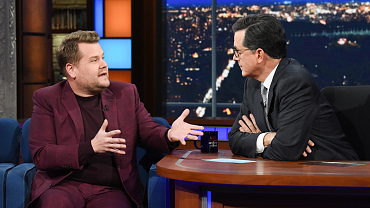 James Corden Has Been Ready To Host The GRAMMYs Since He Was 15