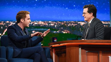 The Late Show Spotlights Broadway's Biggest and Brightest