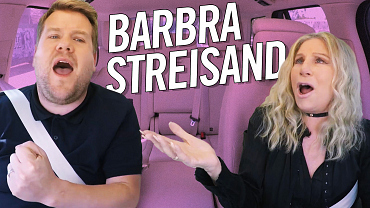 Barbra Streisand Carpool Karaoke