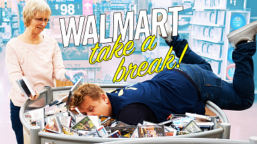 Take a Break: Walmart