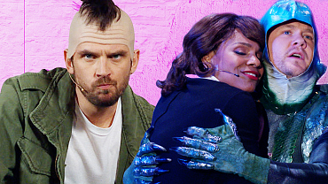 Inappropriate Musicals: A Quiet Place, Taxi Driver And Shape of Water With Audra McDonald And Dan Stevens