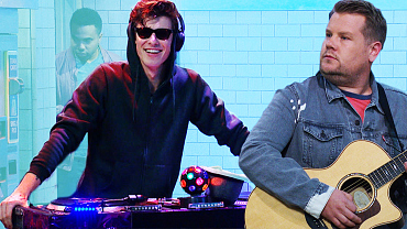 Shawn Mendes Destroys James In a Cover Battle