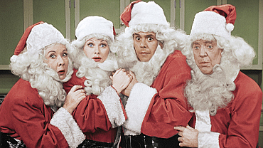 Laugh In The Holidays With The I Love Lucy Christmas Special