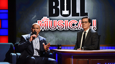 "Christopher Jackson Presents ""Bull: The Musical"""