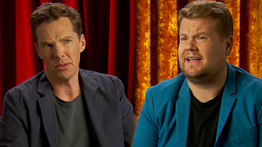 Benedict Cumberbatch & James Can't Share a Stage