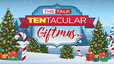 The Talk's TENtacular Giftmas