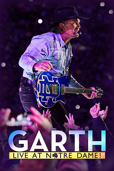 Garth: Live At Notre Dame!