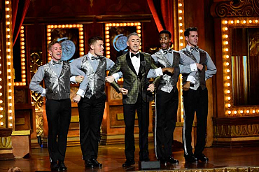 9 Tony Moments That Made Us Wanna Sing And Dance!