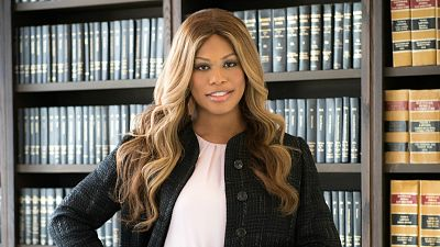 Laverne Cox Talks About Her Character On Doubt: