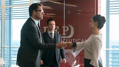 Emmy Award Winner Archie Panjabi Makes The Perfect Archrival For Bull