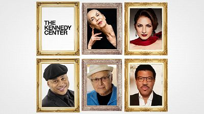 Get To Know The 2017 Kennedy Center Honorees