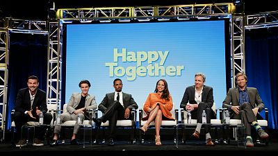 Happy Together Cast Discuss What It's Like To Live In Harmony With A Pop Star