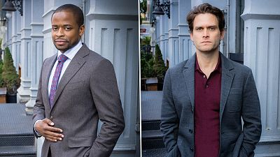 Doubt Stars Dulé Hill And Steven Pasquale Show Restraint On- And Off-Screen