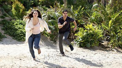 Will Team Scorpion Escape The Desert Island In The Season Finale?