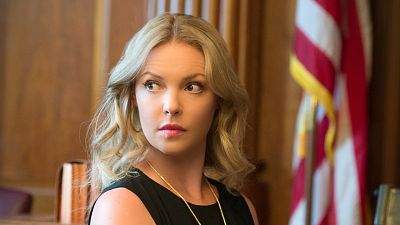 Katherine Heigl Spills About Her Character On Doubt: