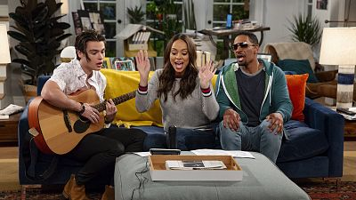 Damon Wayans Jr.'s Best Days Are Still Ahead On Happy Together