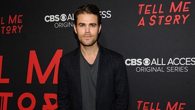 Paul Wesley To Star In Season 2 Of Tell Me A Story